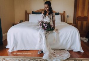 Prepare for your wedding in the villa - wedding accommodation packages